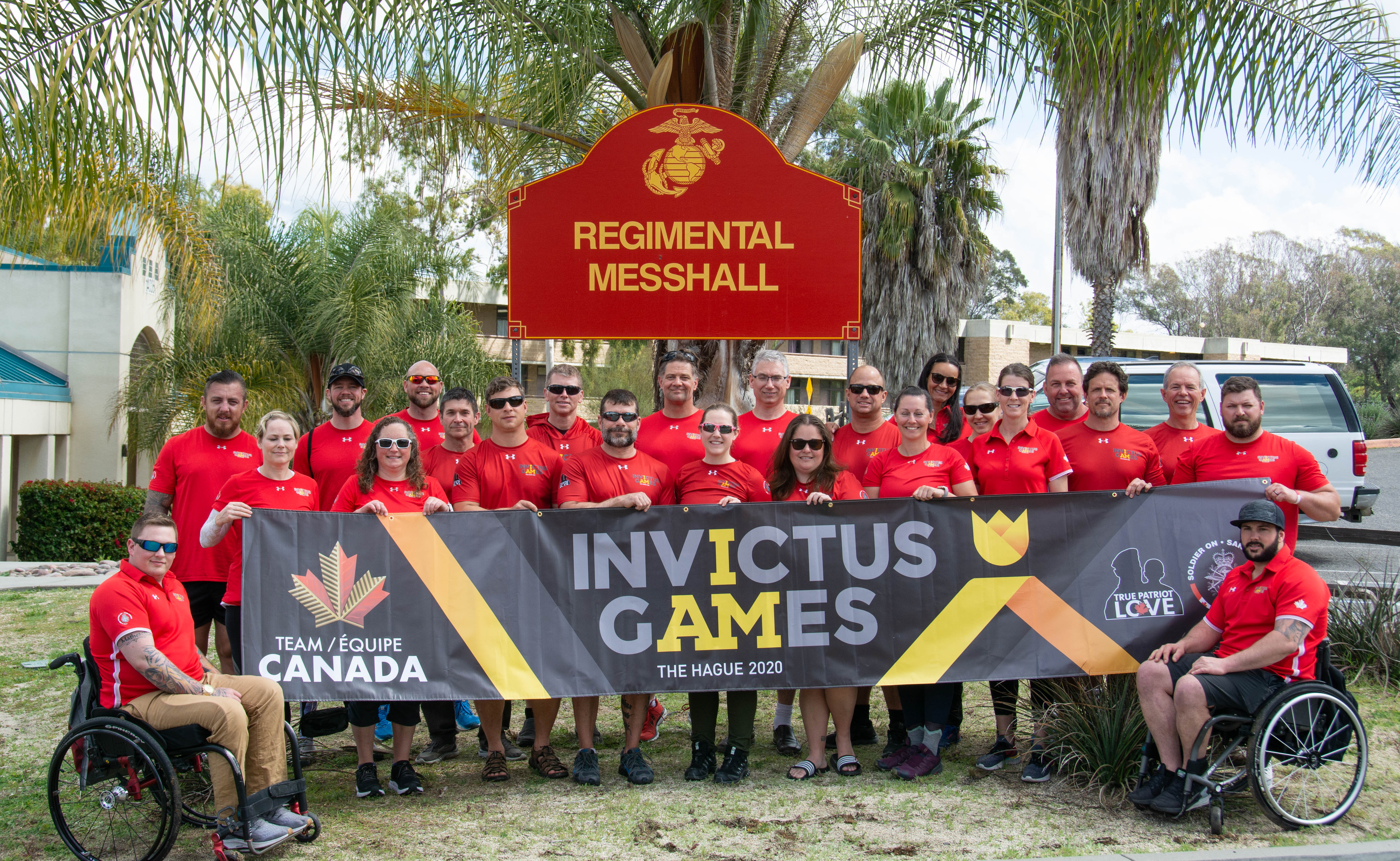 Team Canada Concludes Successful U.S Marines Trials Image