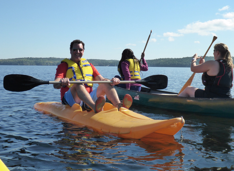 Western Paddling Camp (Apply until 11 May 2018)
