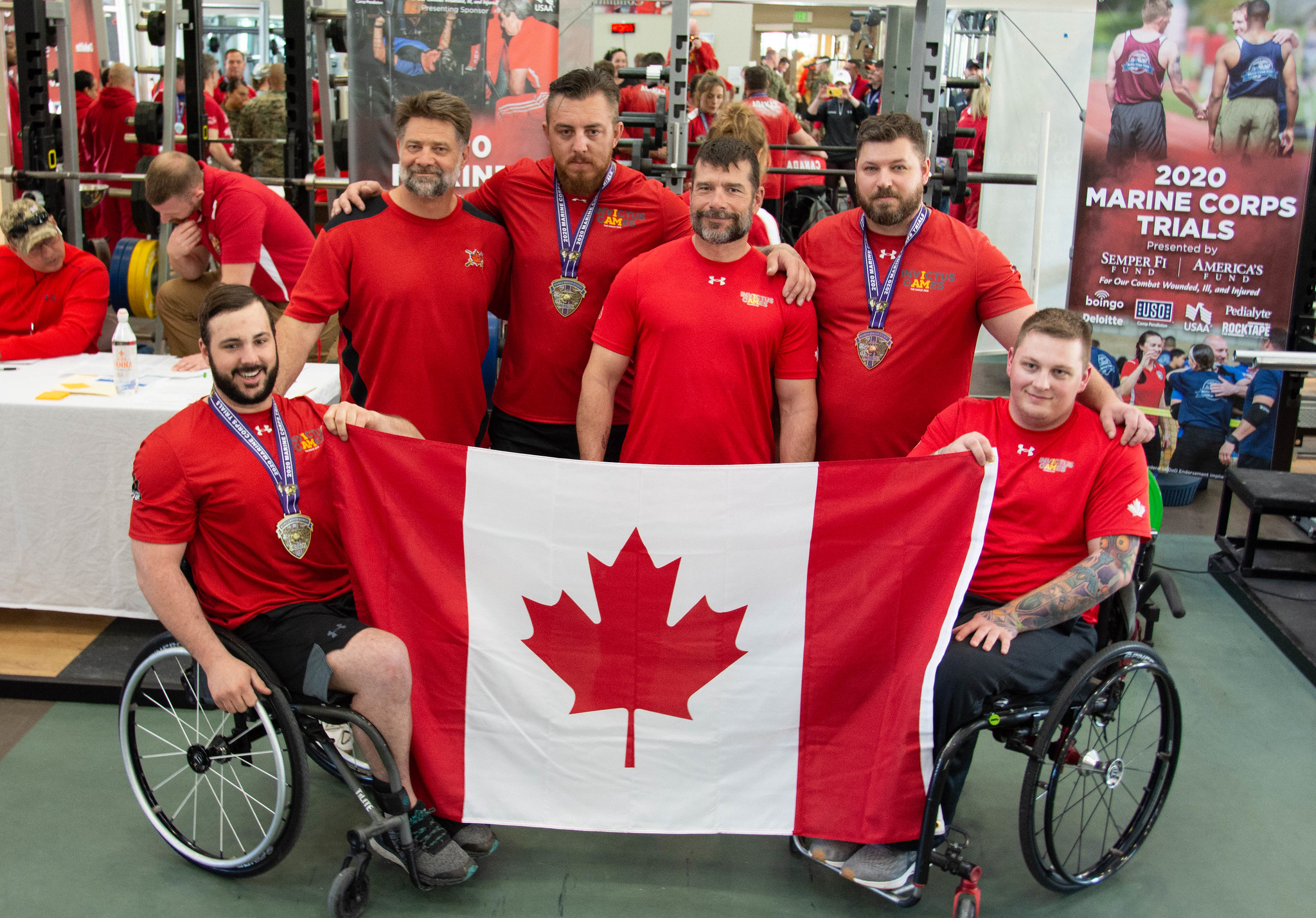 Invictus Games athlete forced to get creative like many others during COVID-19 outbreak Image