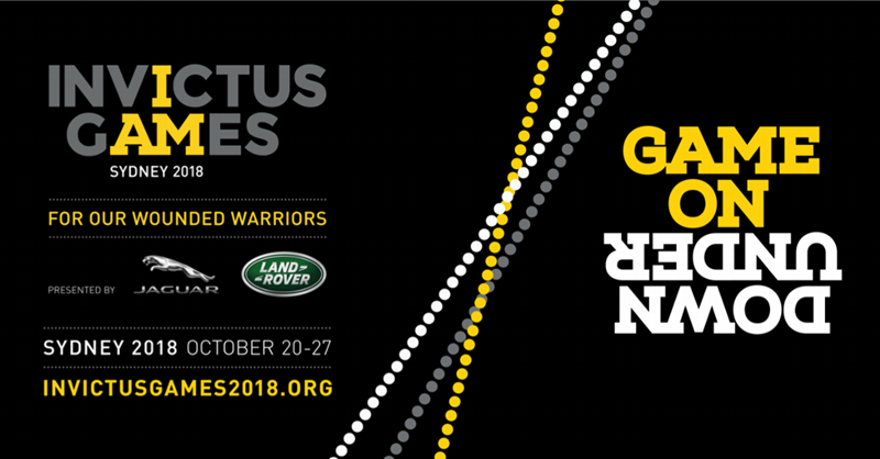 Invictus Games Sydney 2018 Apply Now Soldier On